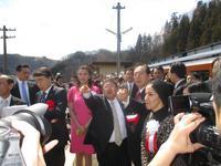 三陸鉄道 視察1.JPGのサムネイル画像