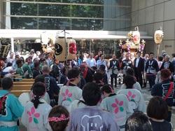 王子神社 王子連合0803.jpg